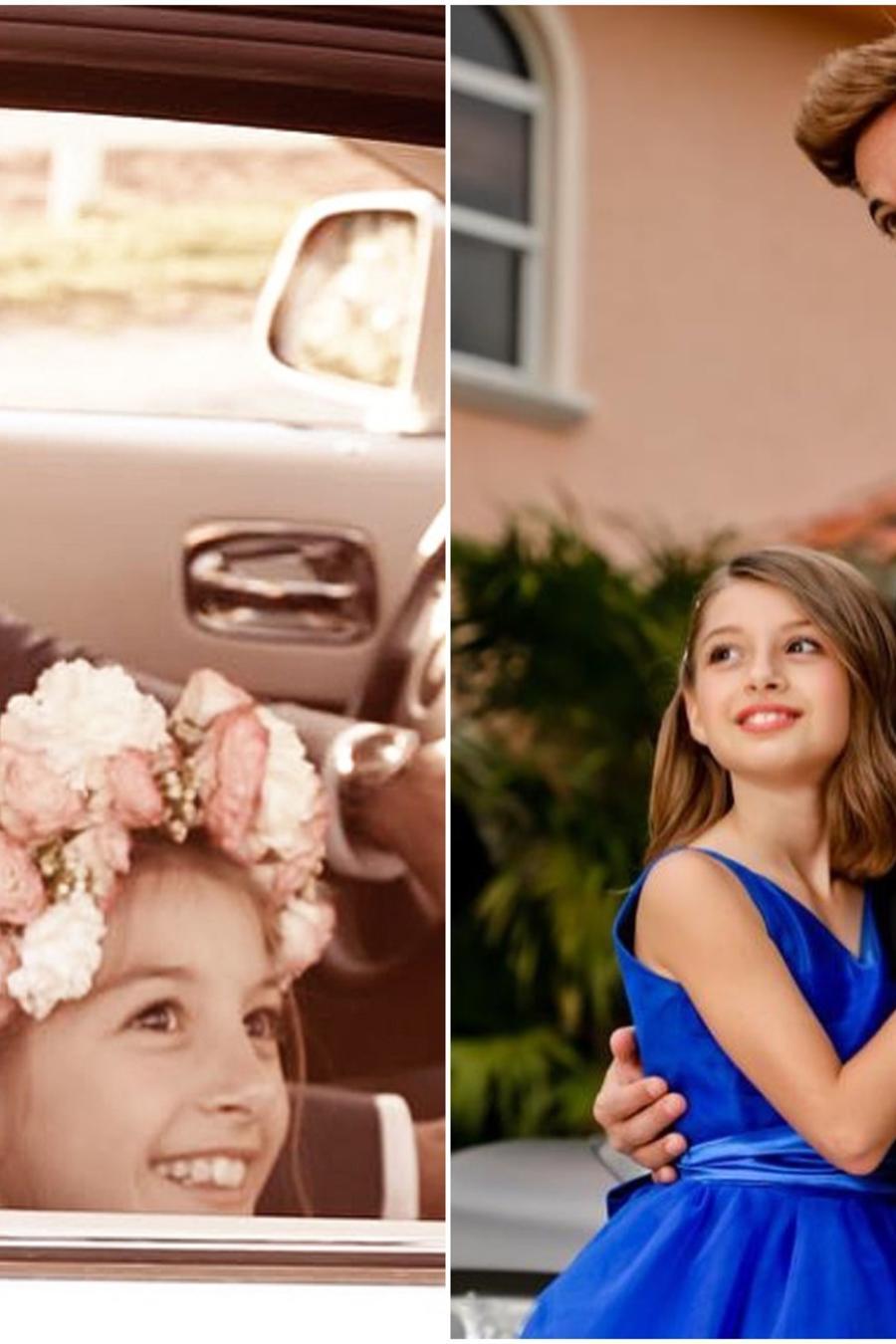 William Levy y su hija fotos