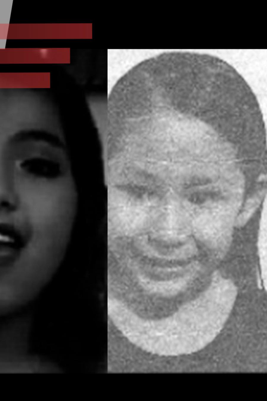 Niñas desaparecidas en México