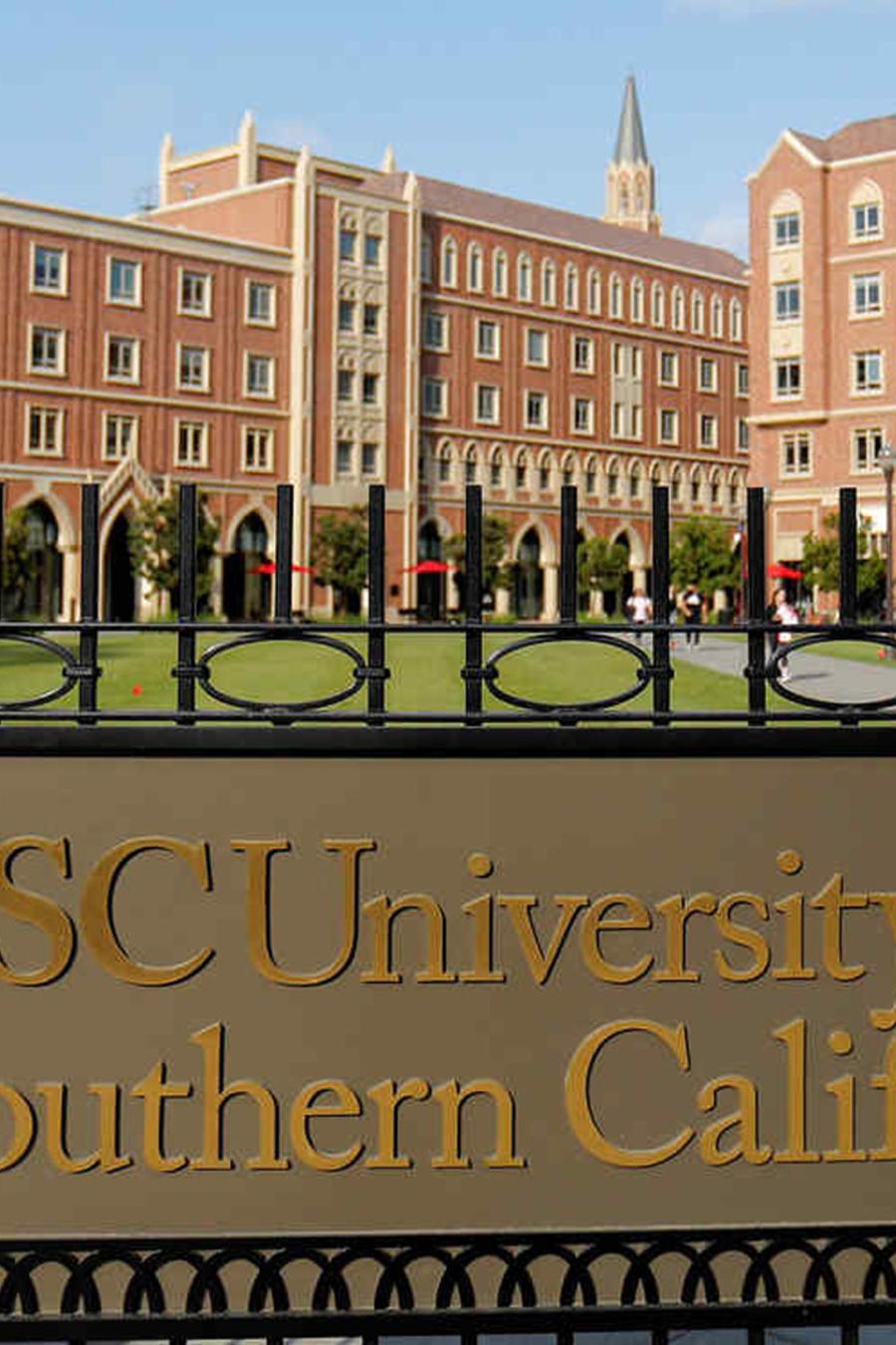 Universidad del Sur de California en una imagen de archivo.