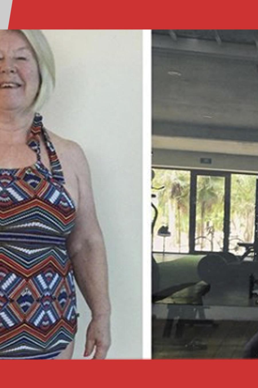 Abuelita fitness