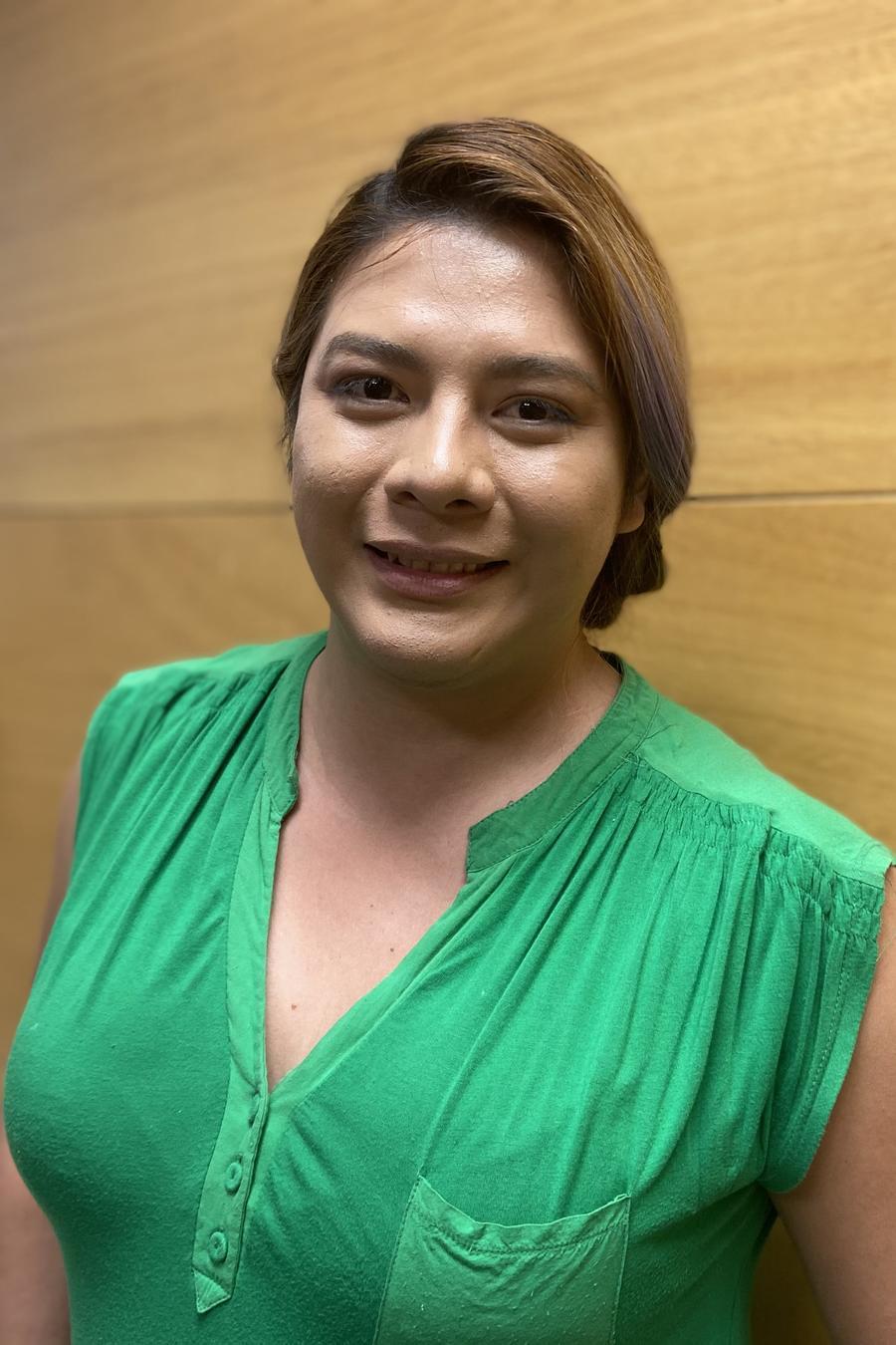 La activista trans salvadoreña, Bianka Rodríguez, asegura que la comunidad LGBTI afronta una grave situación de precariedad
