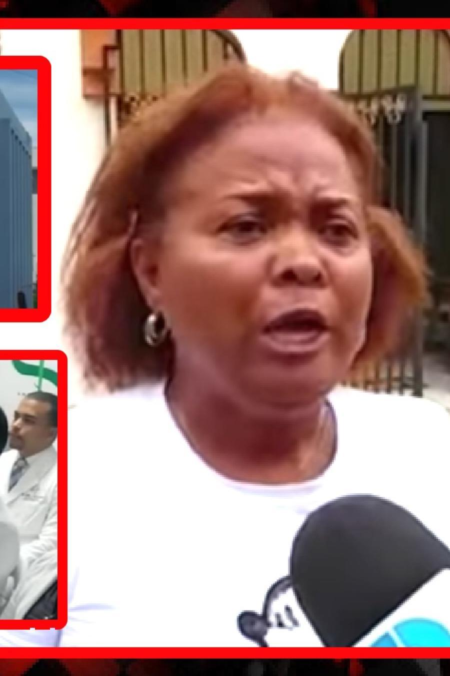 mujer república dominicana escapa coronavirus