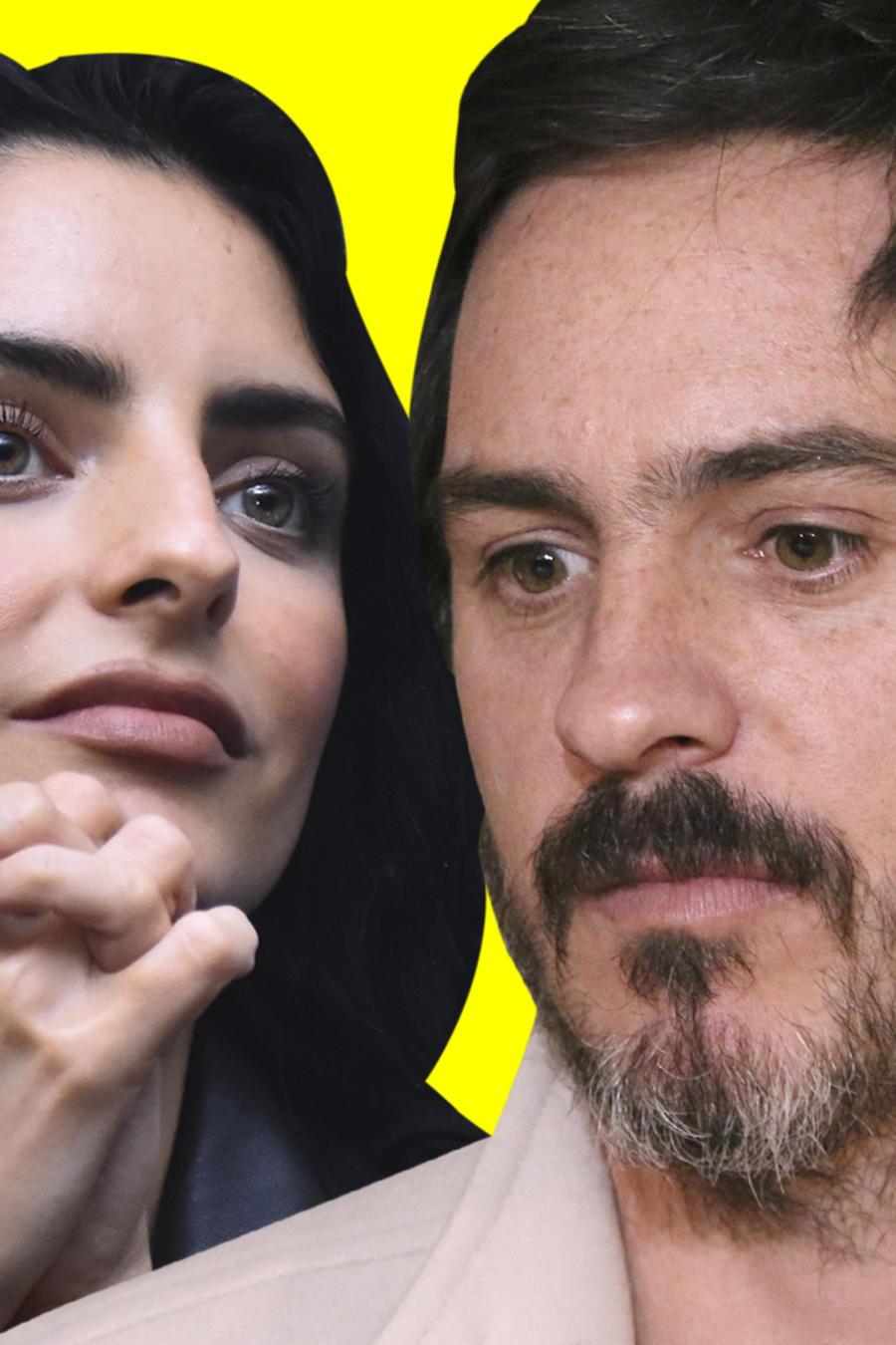 Aislinn Derbez y Mauricio Ochamann separación