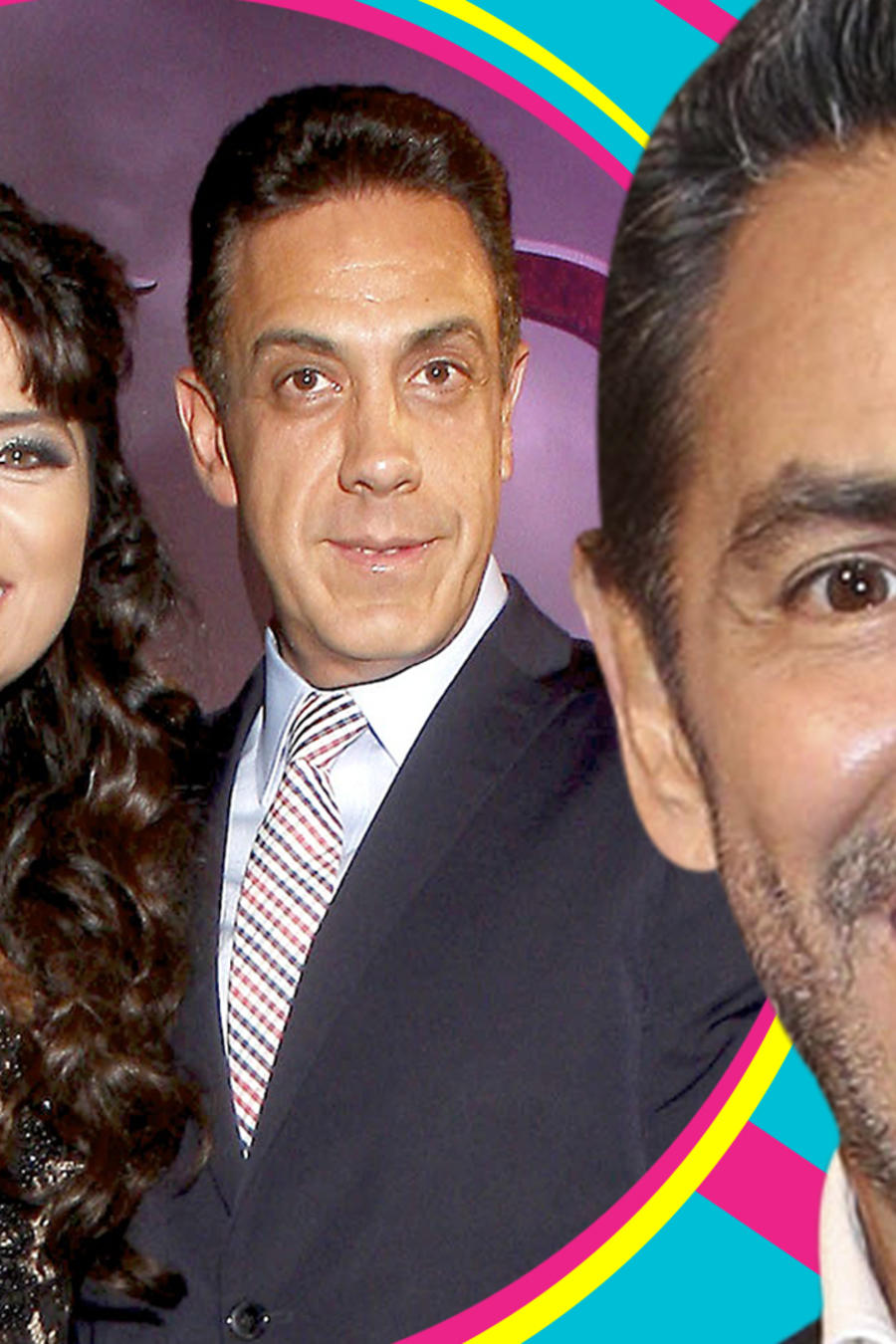 Eugenio Derbez broma esposo Victoria Ruffo