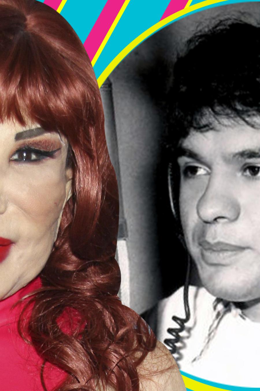 Lyn May Juan Gabriel hija intimidades