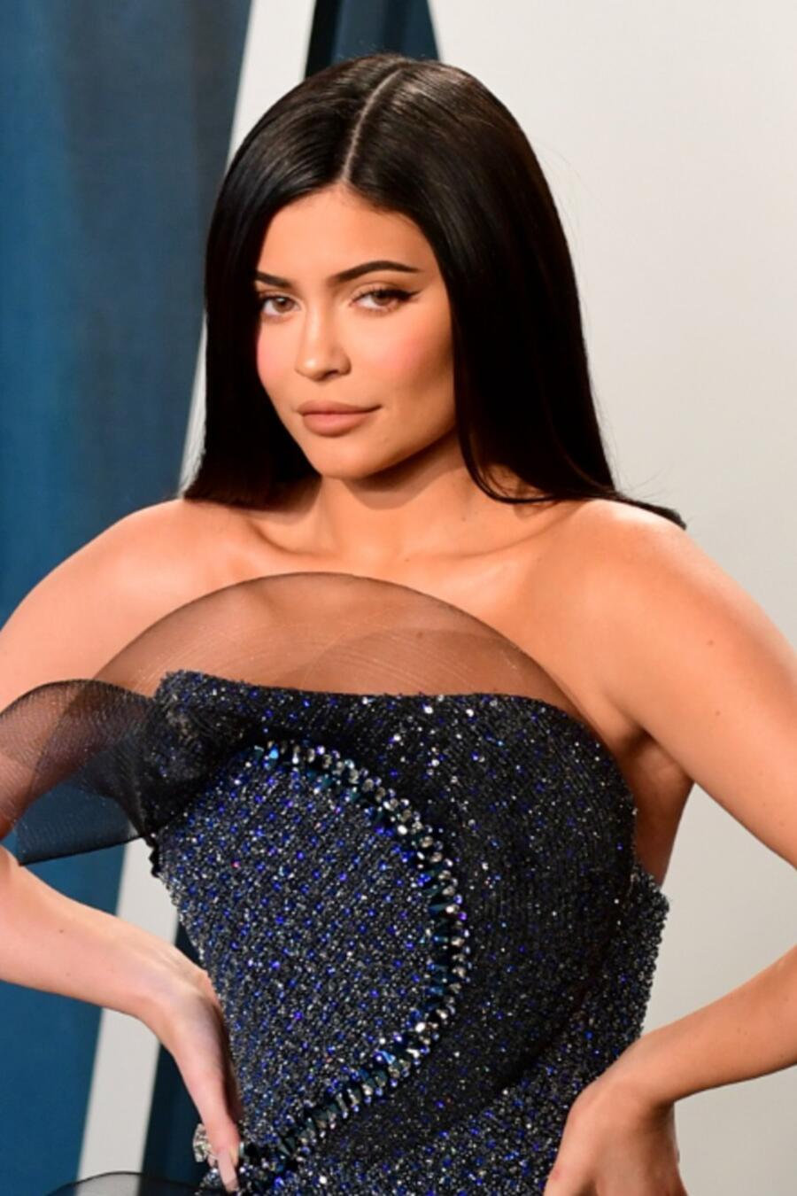 Kylie Jenner, Vanity Fair Oscar's Party 2020