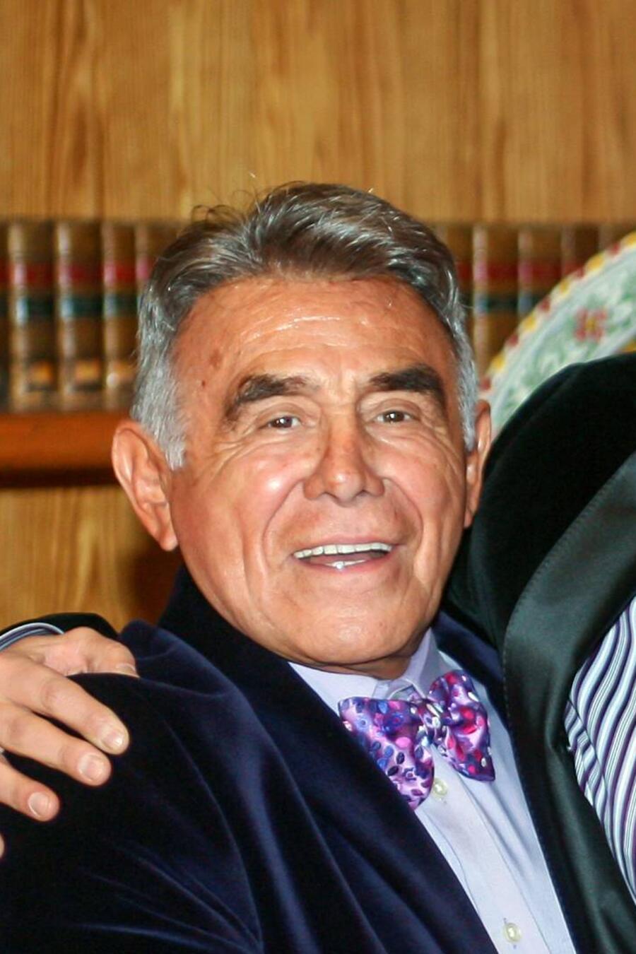 Héctor Suárez y su hijo Héctor Suárez Gomis
