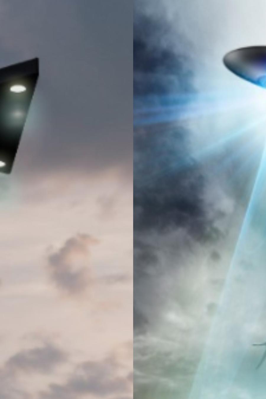 Tipos de objetos voladores