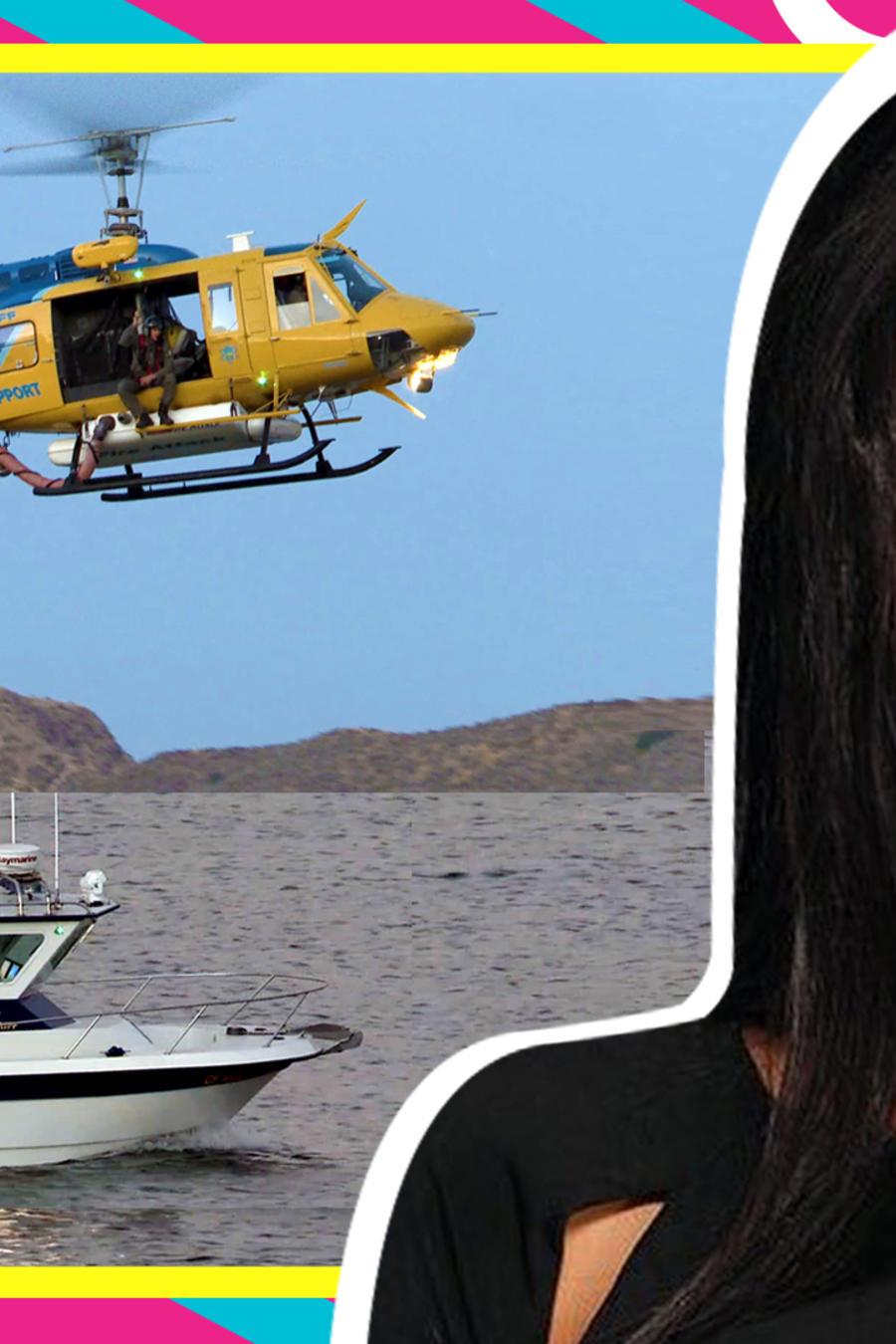 Naya Rivera desaparición actriz de glee