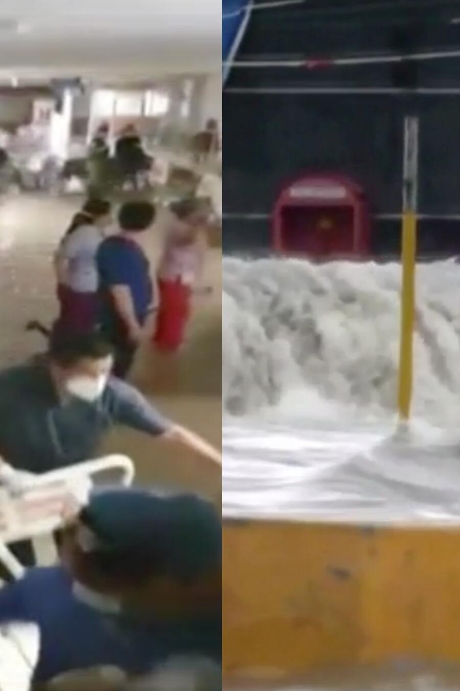Hanna inundaciones