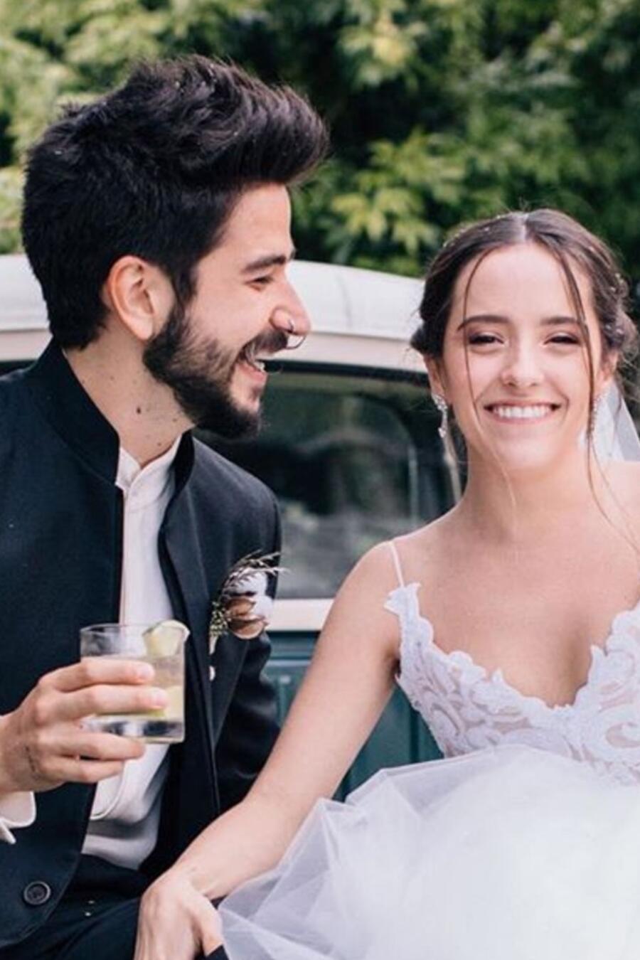 Evaluna Montaner y Camilo