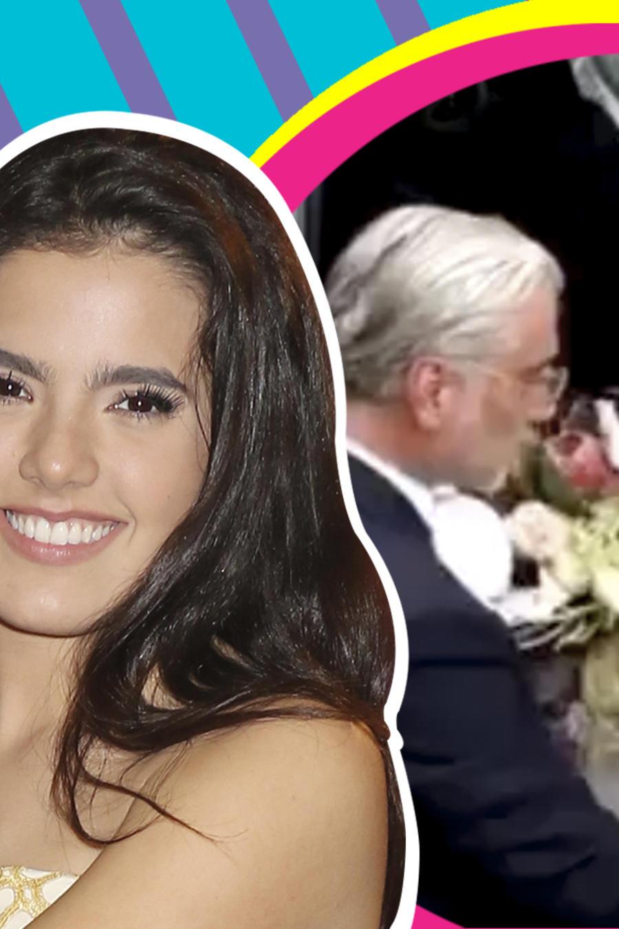Hija Alejandro Fernández boda