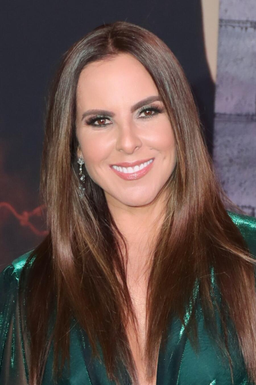 Kate del Castillo en la premier de Bad Boys