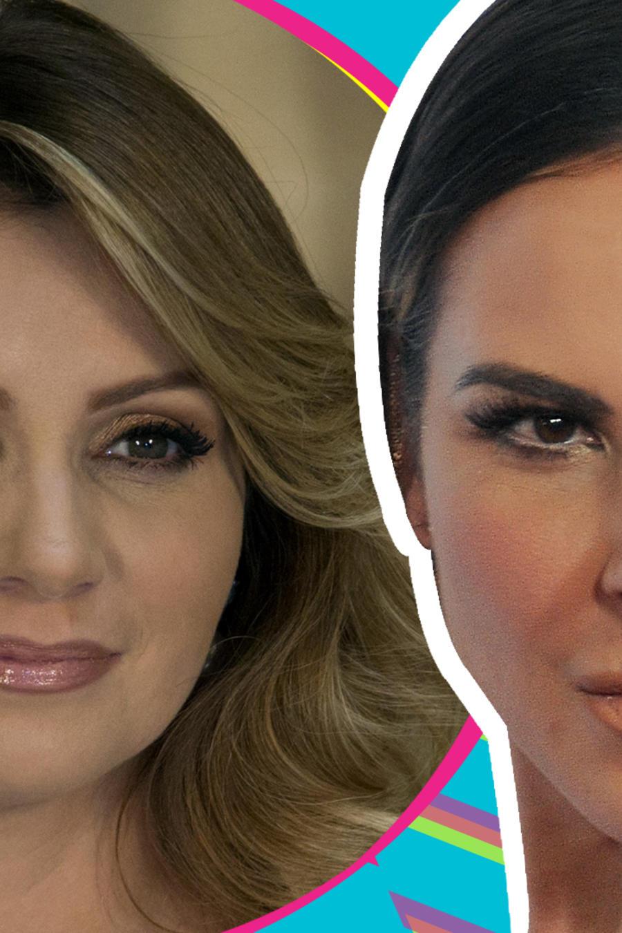 Kate del Castillo vs Angélica Rivera