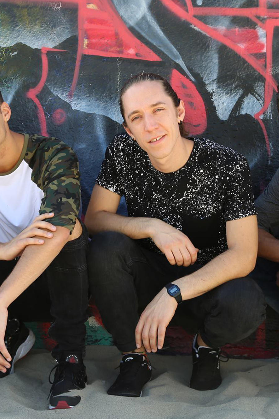 Los hermanos Williams hablan español por primera vez en Telemundo