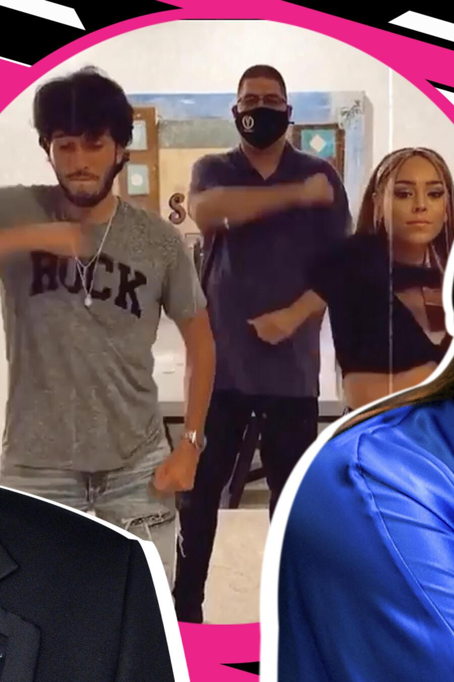 Danna Paola bailecito Yatra