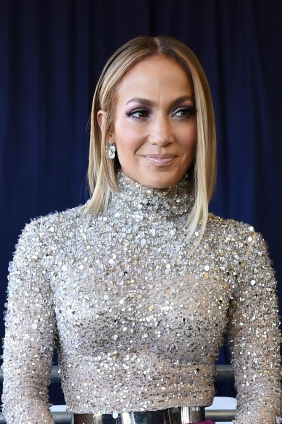 Jennifer Lopez en los Spirit Awards 2020