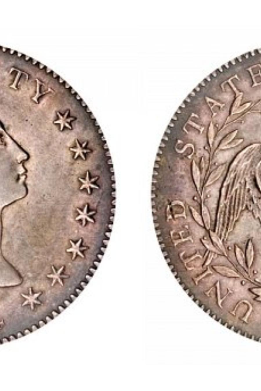Moneda de plata de 1974