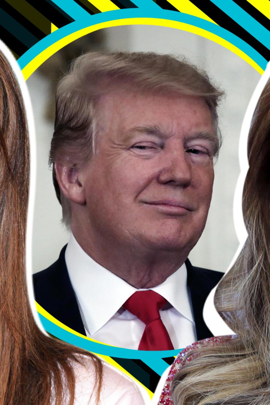 Alicia Machado reacciona al apoyo de Paty Navidad para Trump