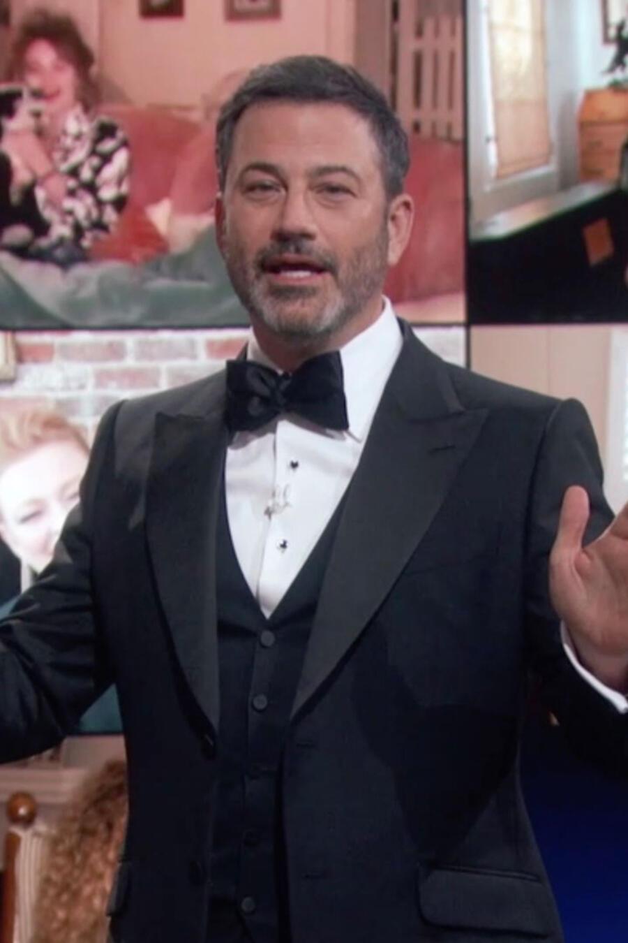 Jimmy Kimmel en los Emmy 2020