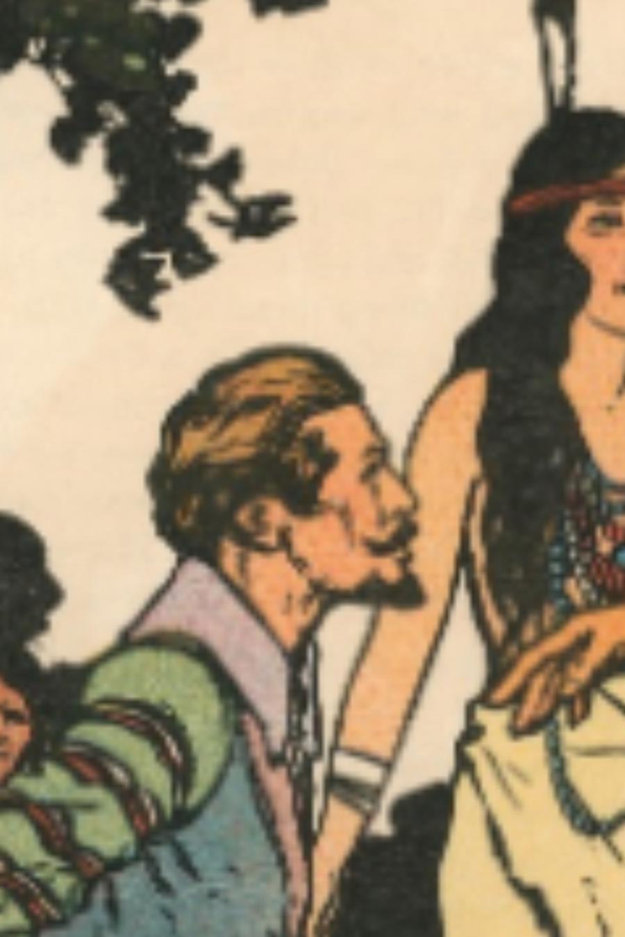 Pocahontas historia real