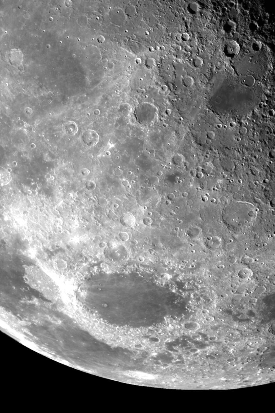 Vida en la Luna