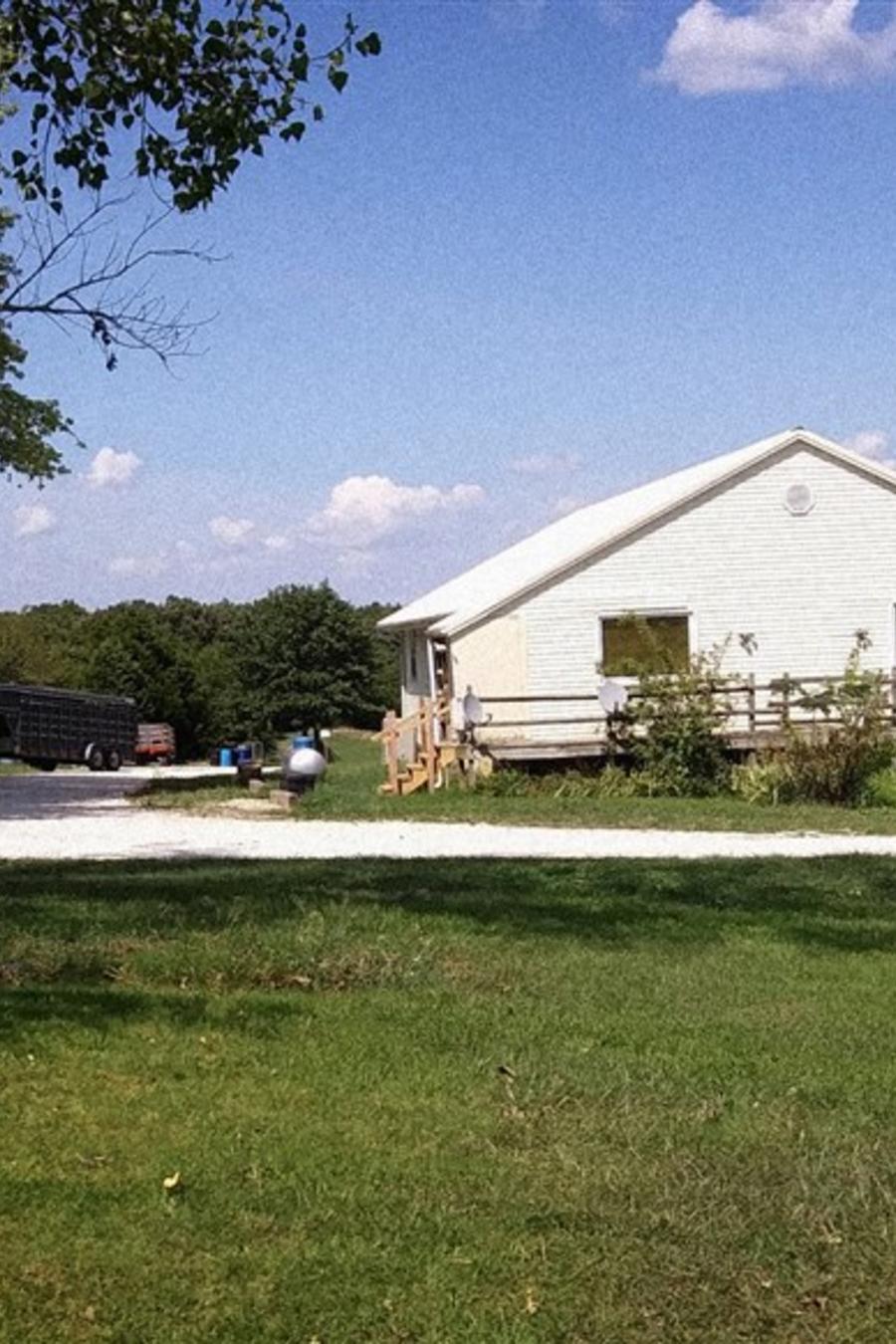 El rancho de niñas Circle of Hope en Missouri.
