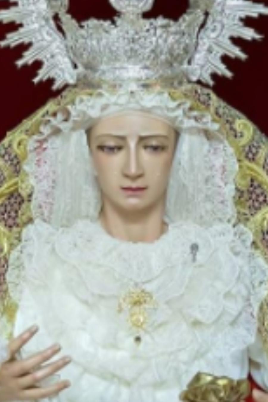 Virgen del Confinamiento