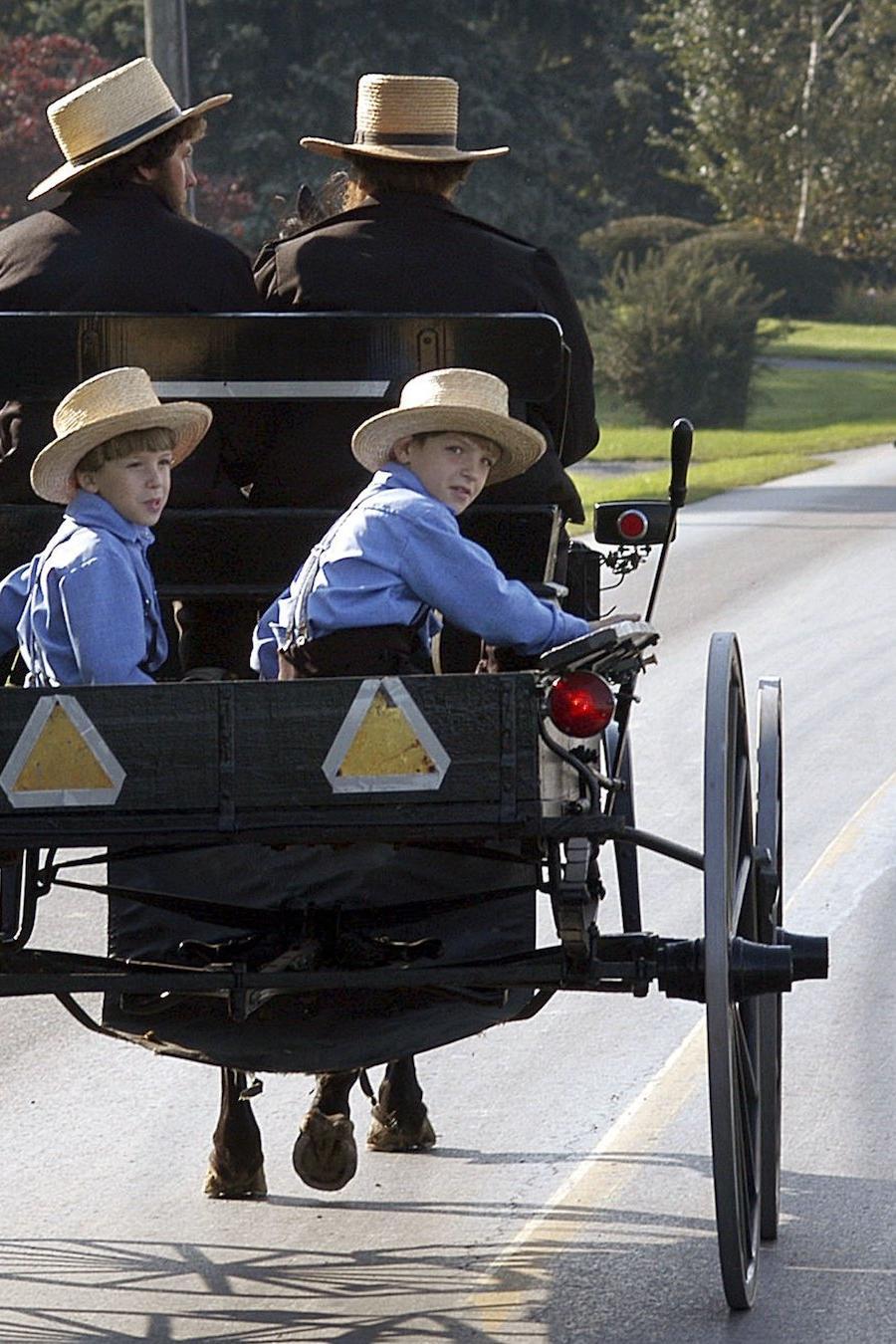 Comunidad Amish en Pennsylvania