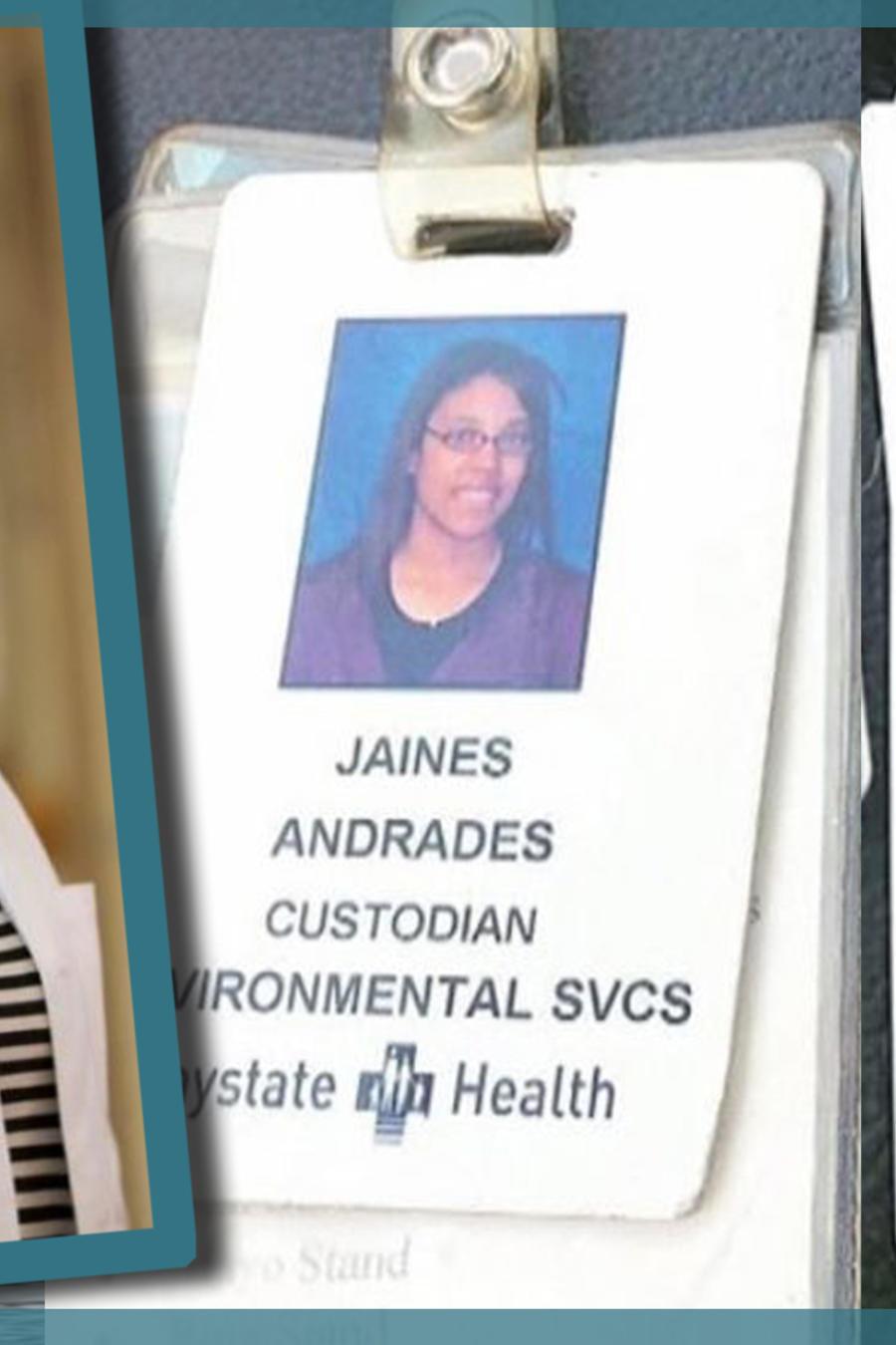 Pasó de ser empleada de limpieza a enfermera del mismo hospital