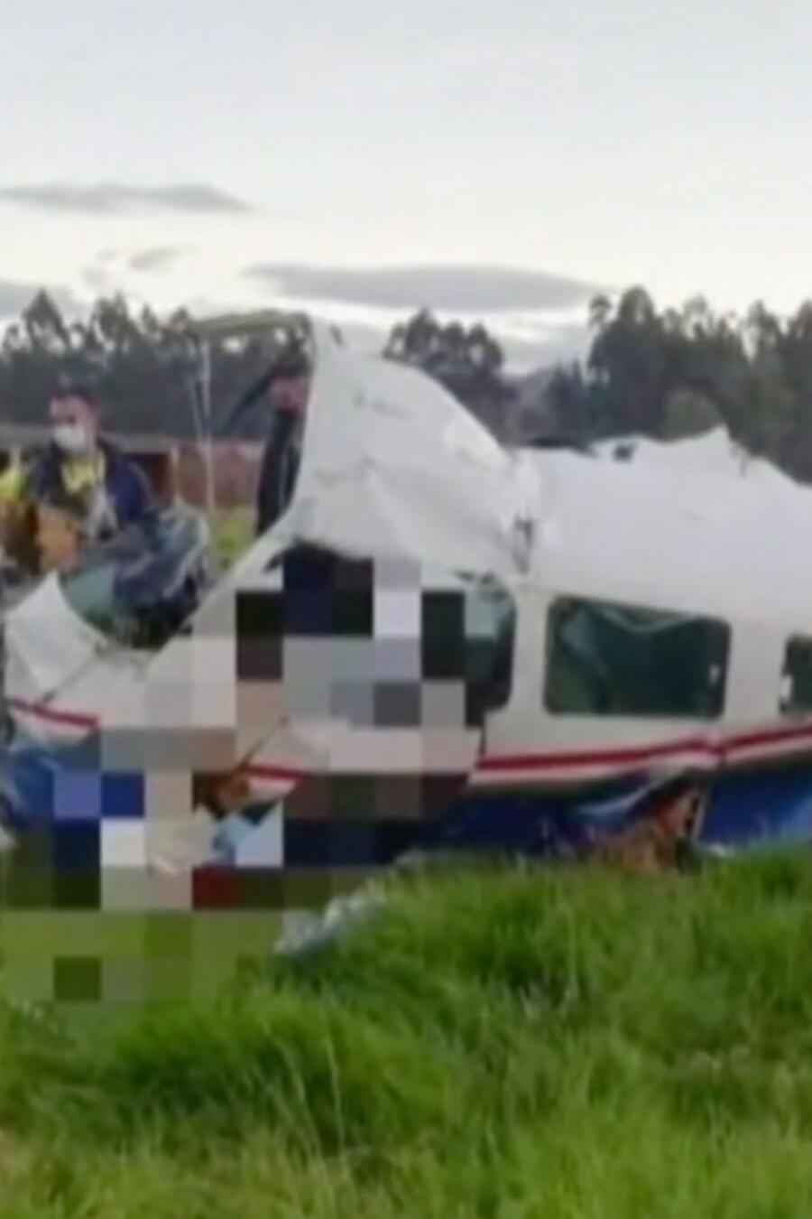 Avioneta Colombia