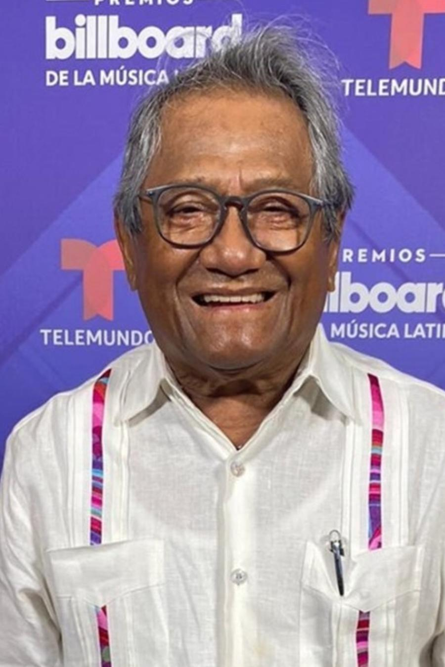 Armando Manzanero Premios Billboard 2020