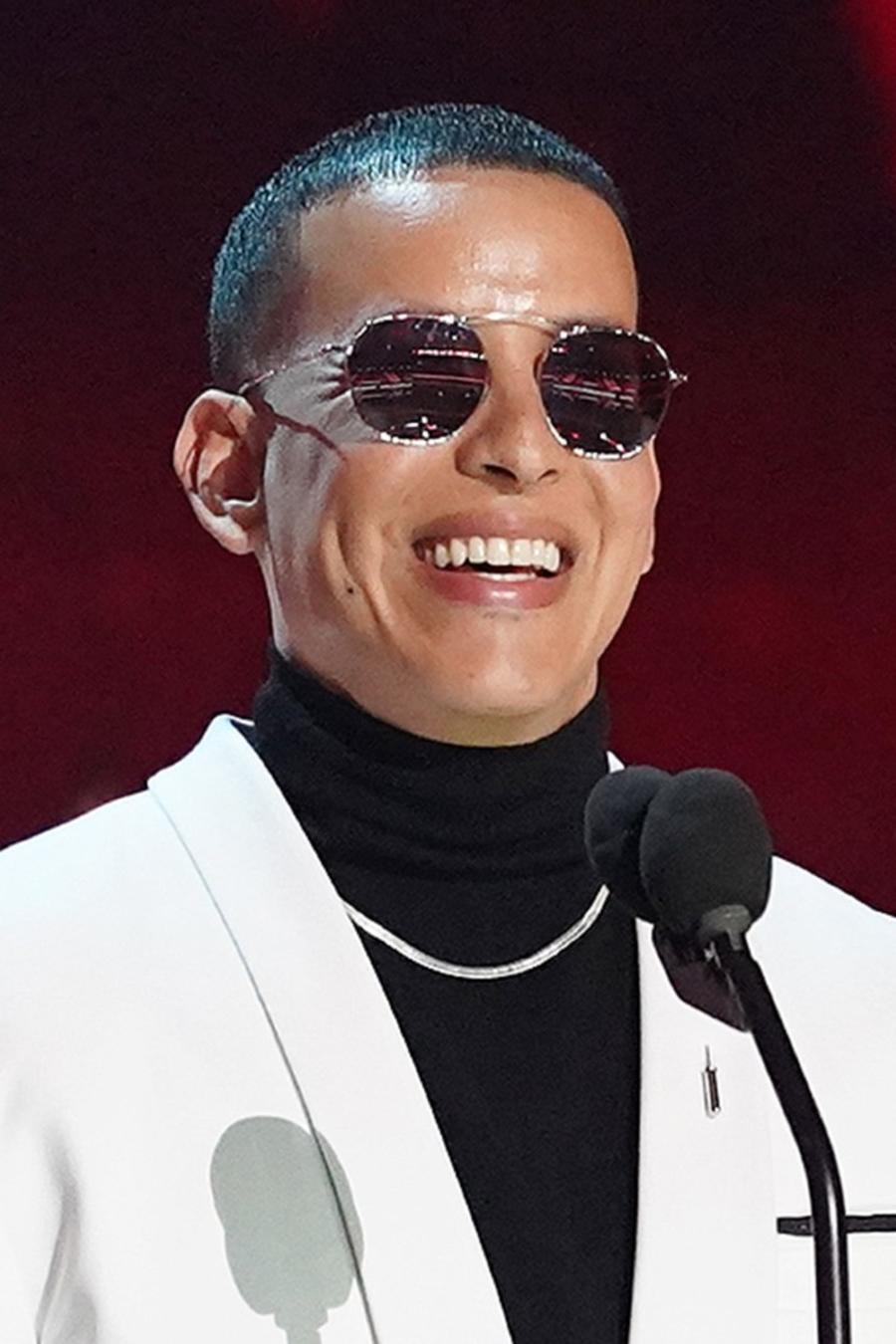 Daddy Yankee en Premios Billboard 2020