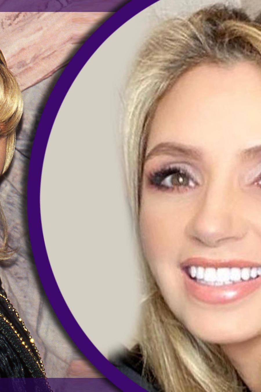 Angélica Rivera antes y después