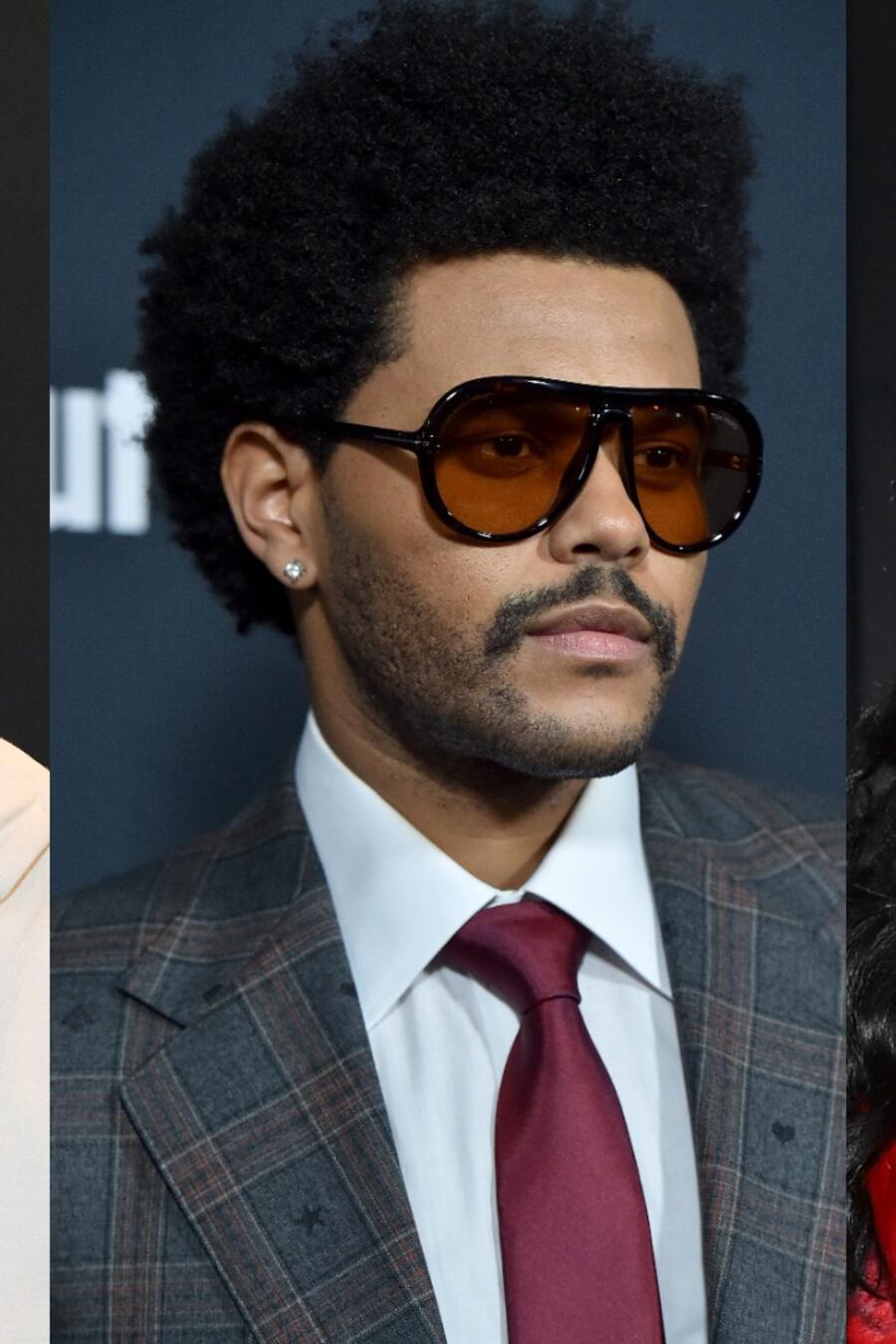 Bad Bunny, The Weeknd y Megan Thee Stallion