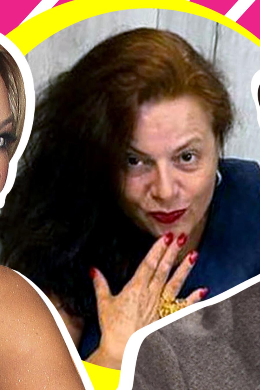 Hermana de Julián Gil vs Marjorie de Sousa descarada