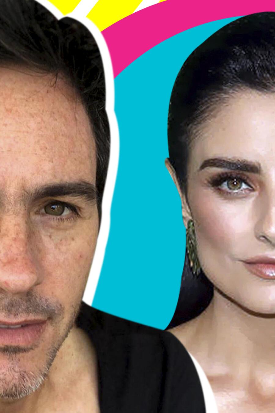 Aislinn Derbez y Mauricio Ochamann DIVORCIO NUEVO GALÁN