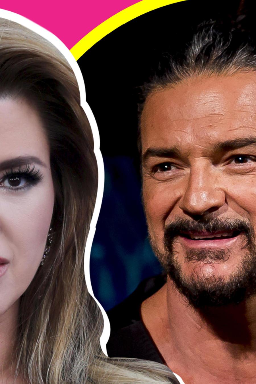 Alicia Machado destapa su pasado amoroso con Arjona