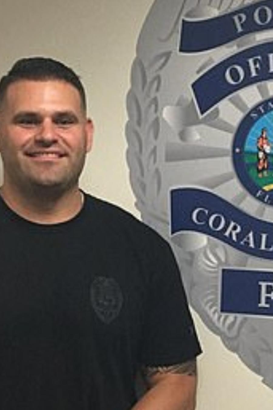Policía Coral Springs TikTok
