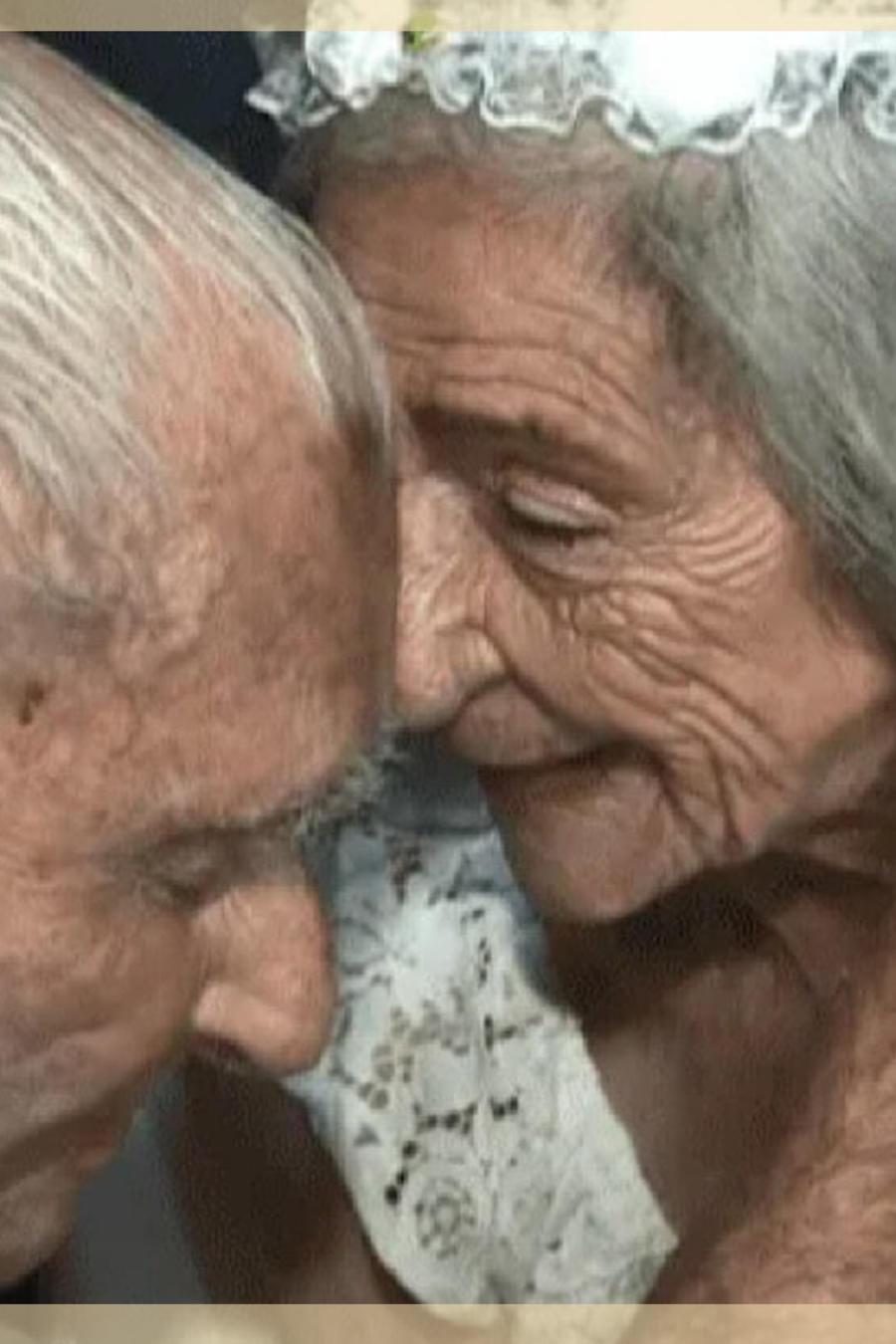 Abuelitos amor