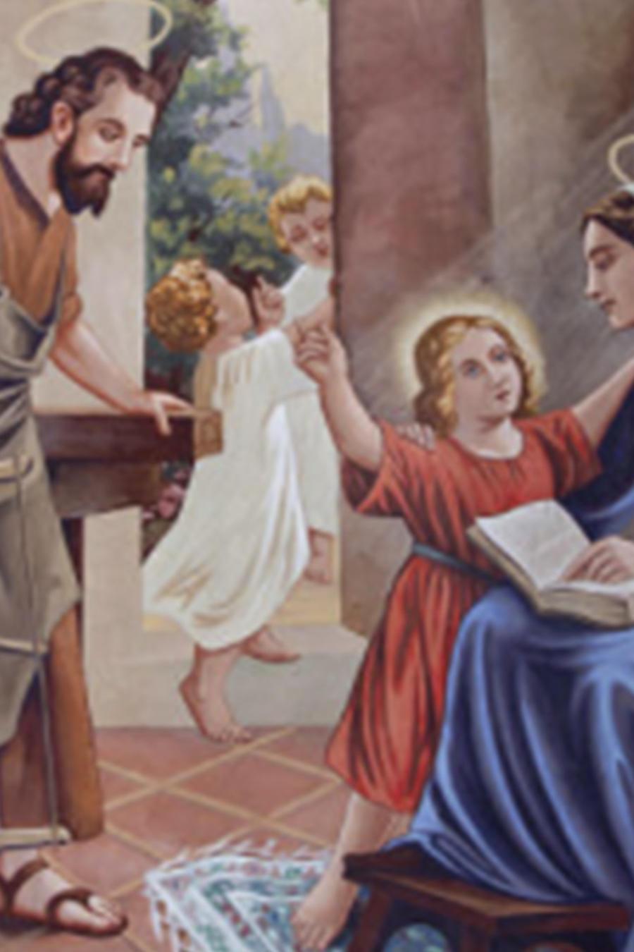 Casa de la infancia de Jesús