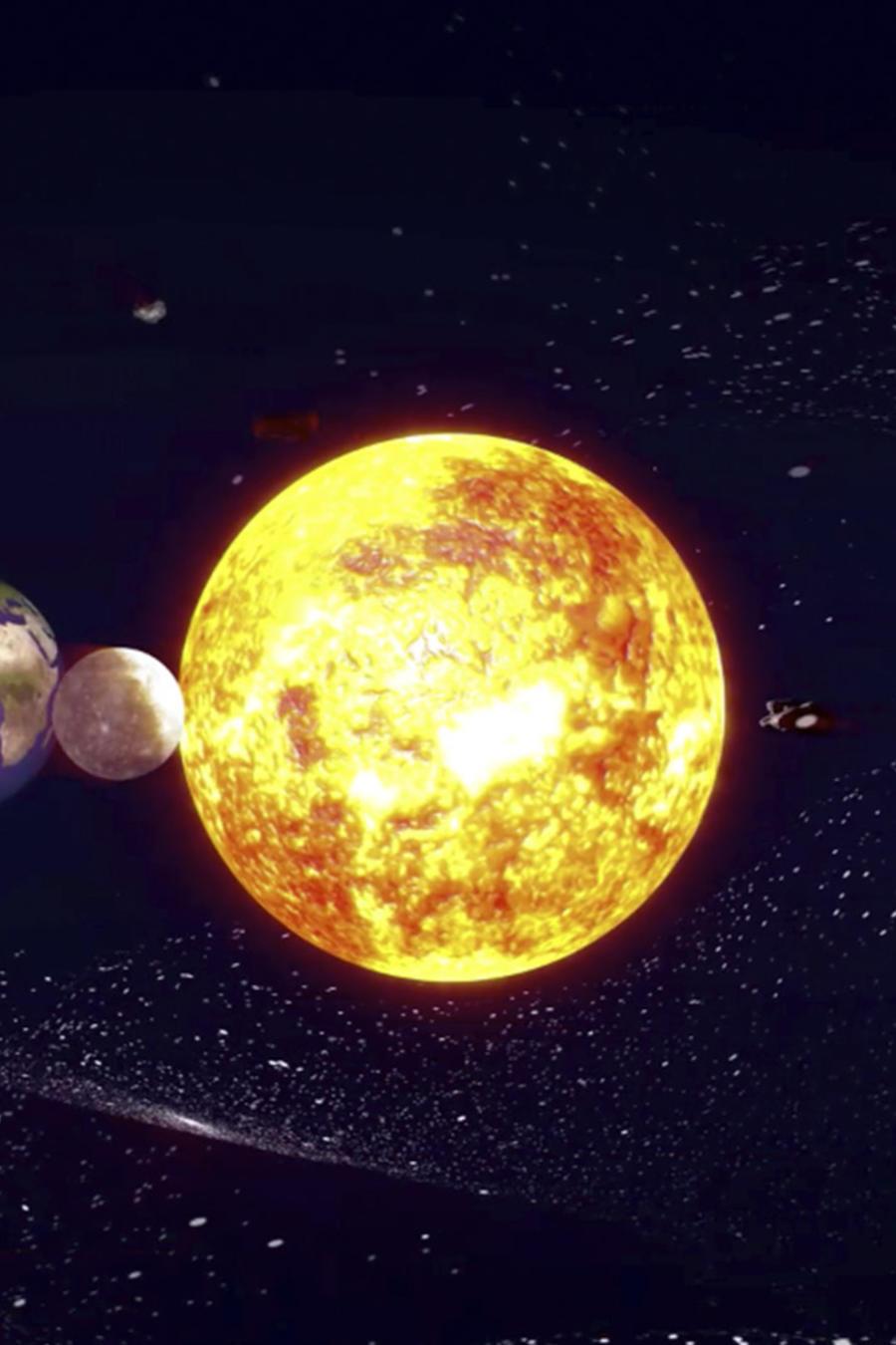 Sol consumiría a la Tierra