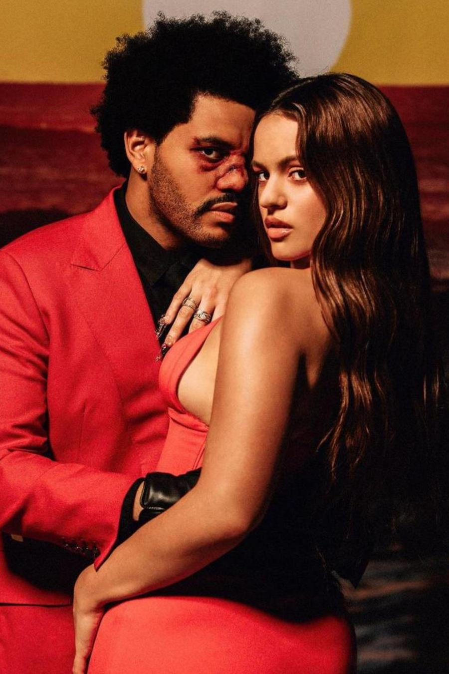 Shakira; The Weeknd con Rosalía