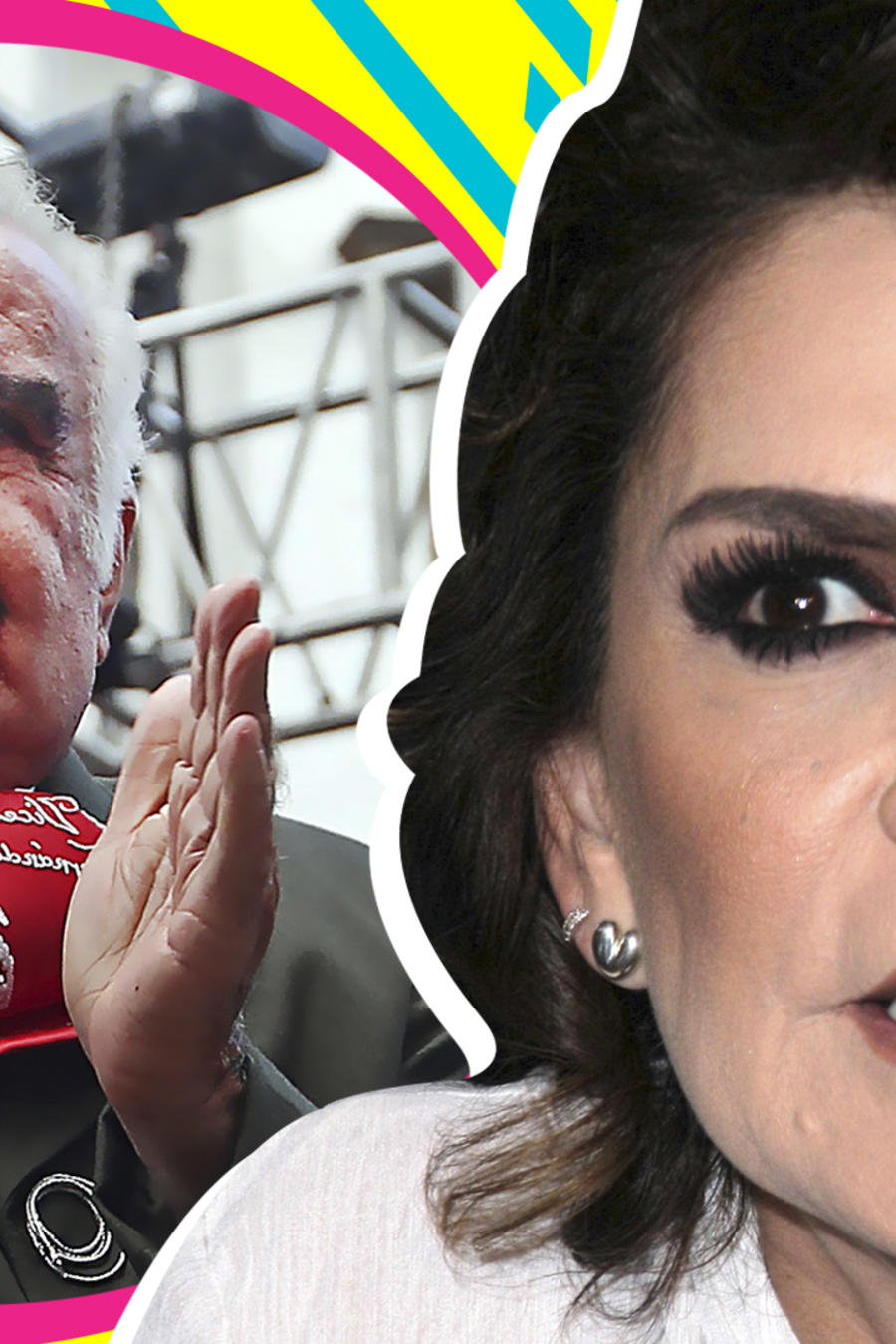 Mara Patricia en la mira tras entrevista con El Chente
