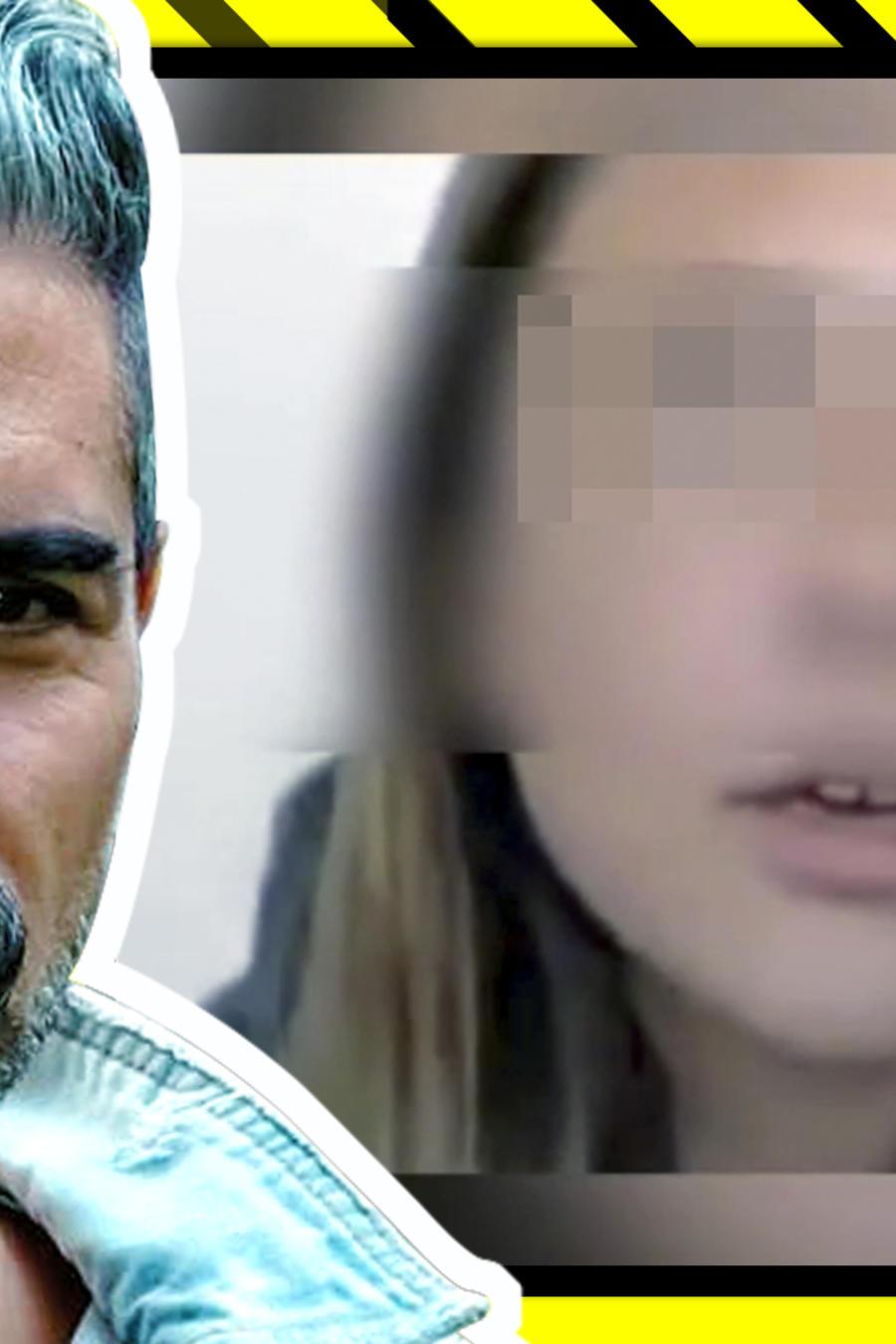 Hija de Ricardo Crespo abandona un live tras ser atacada