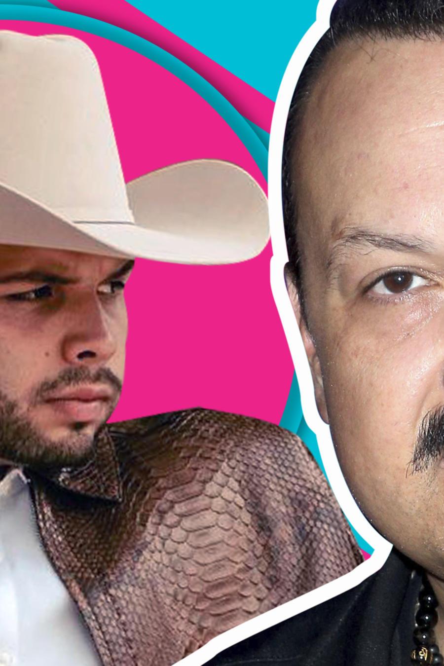 Pepe Aguilar comete indiscreción y dice que su hijo está bien dotado