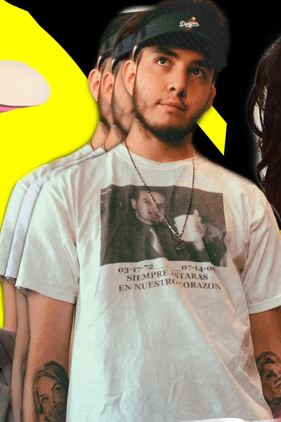 Johnny López, en medio del drama con Doña Rosa, Don Pedro Rivera lo sorprende