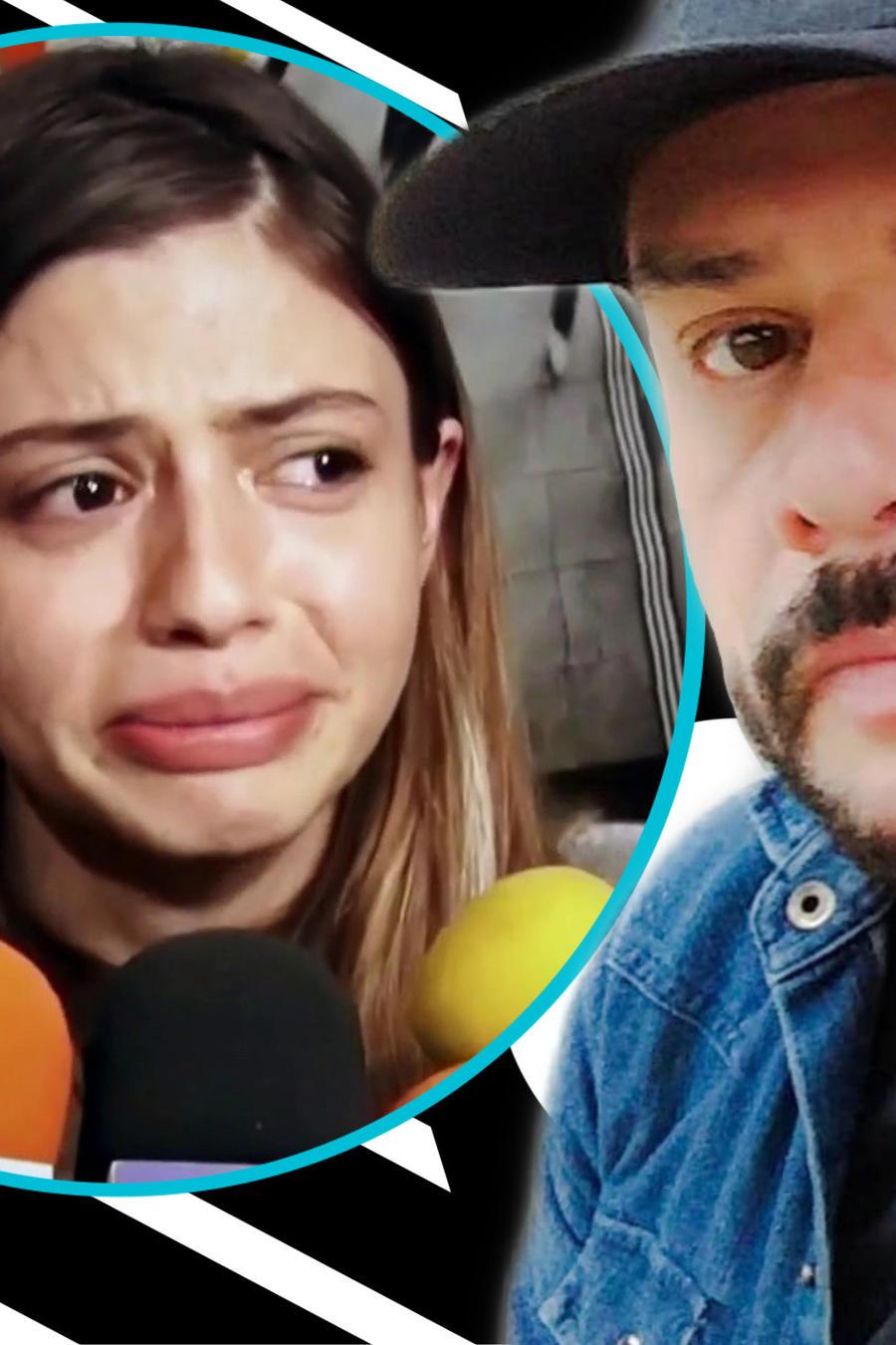 Héctor Parra: Su hija mayor le pone un alto a su hermana con fuerte mensaje
