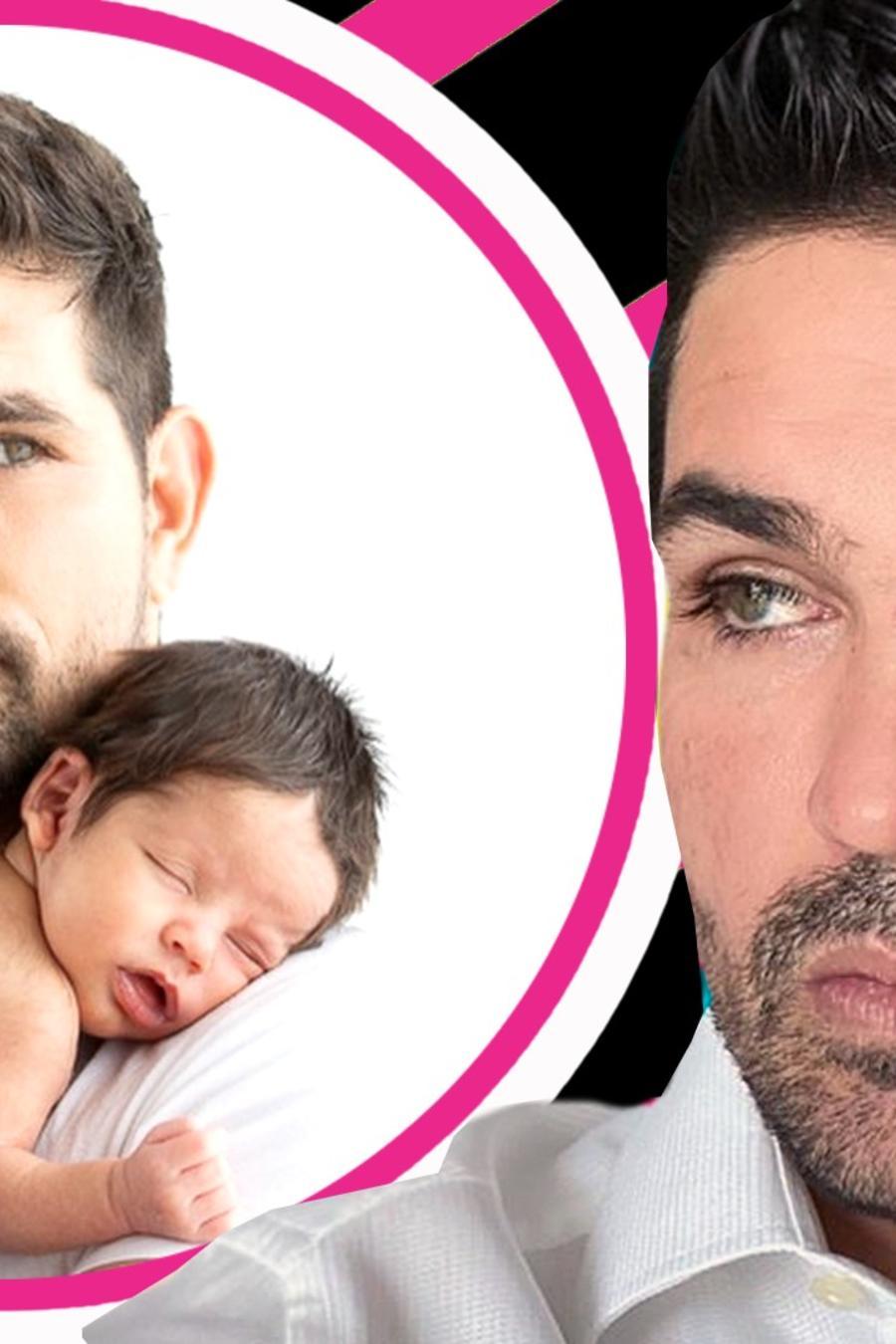 Ferdinando Valencia se desgarra por su bebé a 2 años de la tragedia