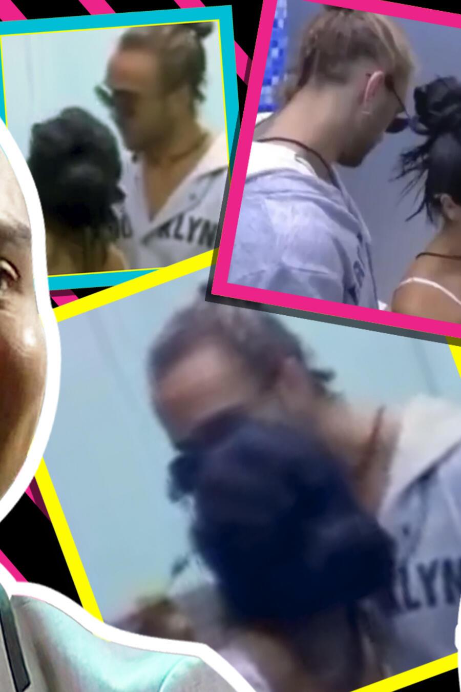 Kimberly Flores destapa en la cara de Edwin Luna lo que tuvo con Roberto Romano